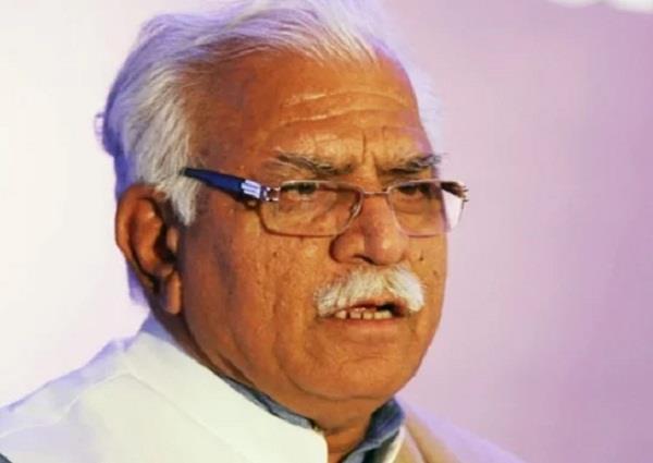 after bjp haryana develop double speed