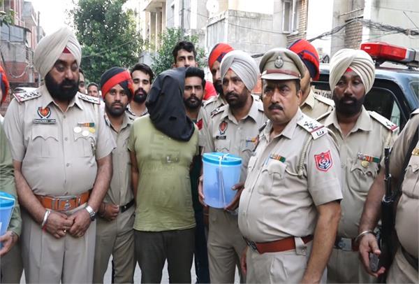 gangster angrej singh jagu bhagwanpuriya