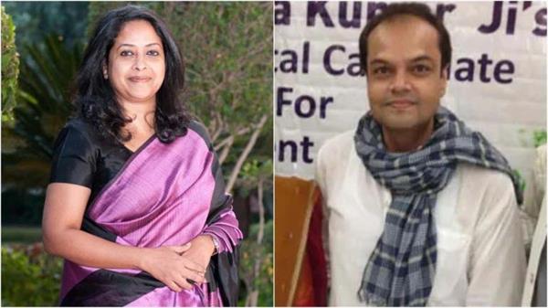 pranab  s daughter and meira kumar  s son became congress national spokesperson
