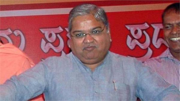 bjp deputy cm said good roads are the cause of accident