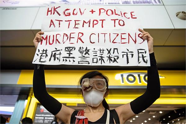 hong kong  s rich people are giving a new blow to china