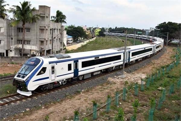 delhi katra vande bharat express finished  will ply in navratras