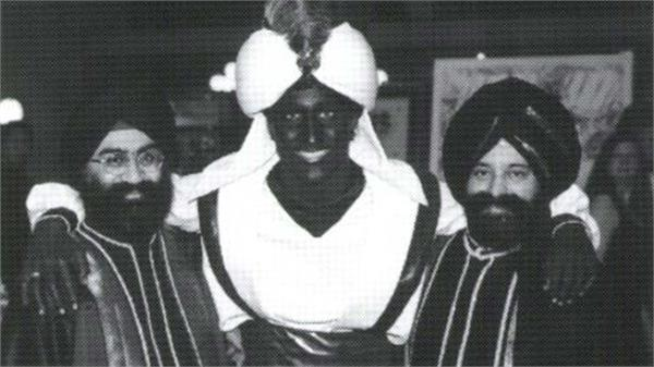 canadian sikhs in favor of trudeau despite   black face   controversy