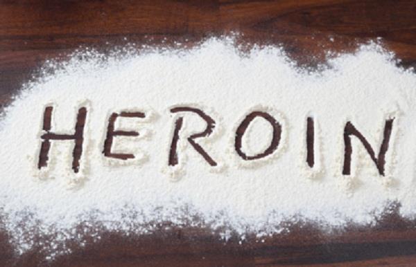 smuggler arrested with 500 gram heroin