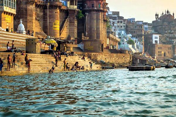 those who are polluting ganga river will be fined up to 25000