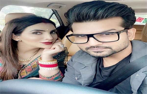 mansi sharma and yuvraj hans