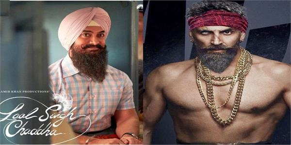 akshay kumar moves bachchan pandey release date for laal singh chaddha