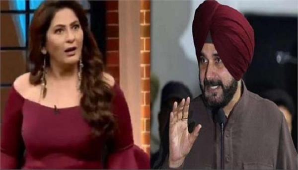 kapil sharma get up like navjot singh sidhu in the kapil sharma show