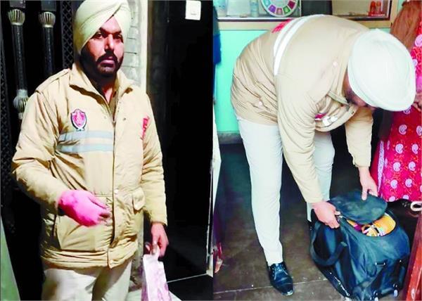 bathinda  kites  shop  police  raid