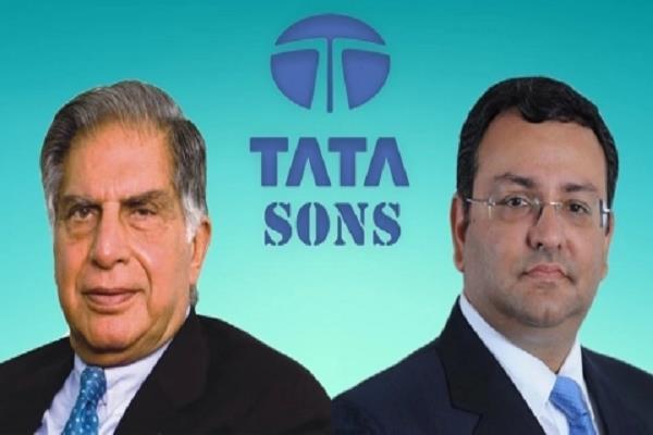 tata sons reach supreme court against nclt order