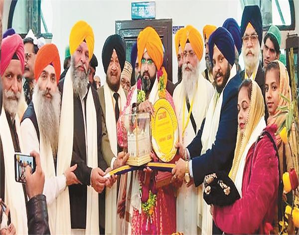 batala  gurdwara sri kartarpur sahib  foundation stone day