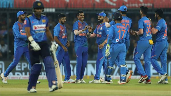 these players win the game for india against sri lanka in t20i match
