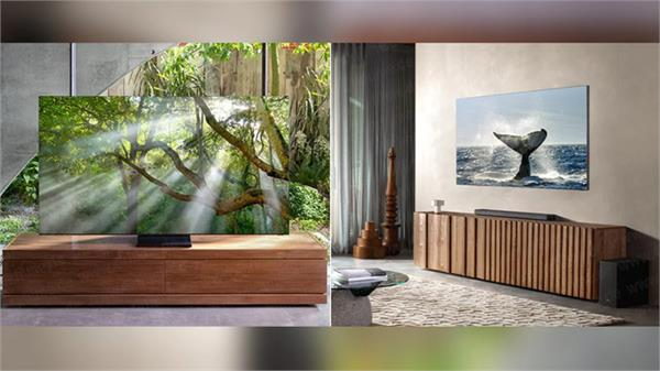 first real pictures of samsung  zero bezel tv leak