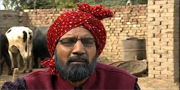punjabi artiste gurdev singh dhillon got paralysis attack on stage