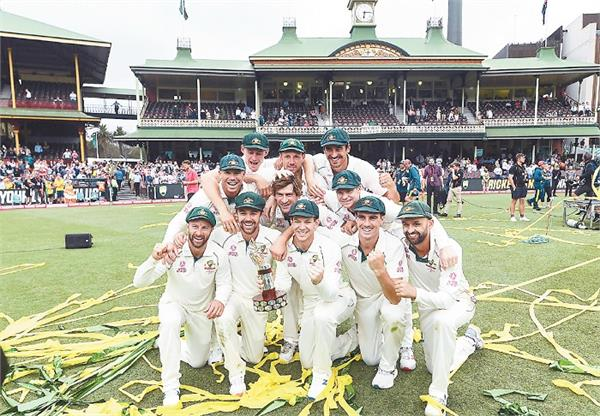 the hosts made their name in the third and final test with 279 runs
