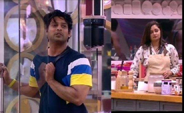 bigg boss 13   rashami desai and sidharth shukla