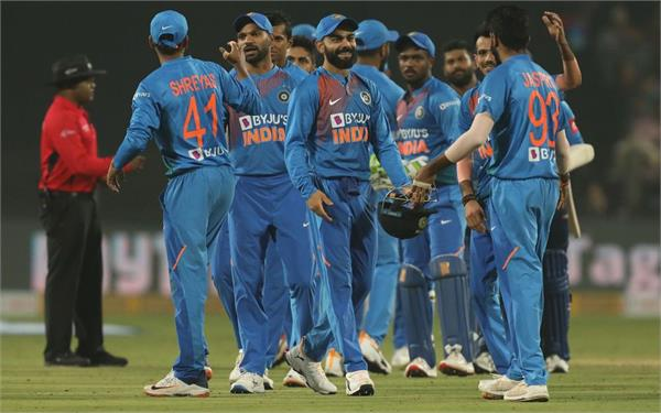 india equalled pakistan s world record of most t20i victories