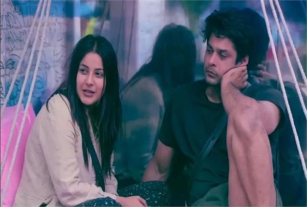 bigg boss 13   shehnaz kaur gill and sidharth shukla