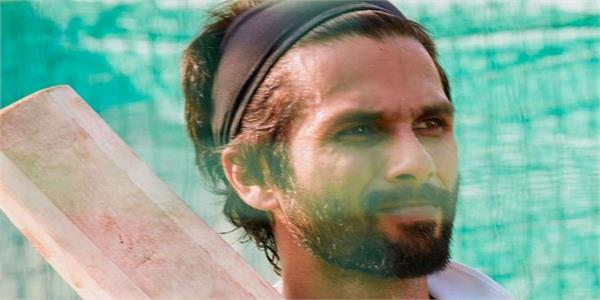 shahid suffers 13 stitches as he gets injured on the sets of jersey