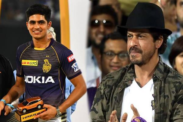 fans demand shubhman gill to be captain of kkr