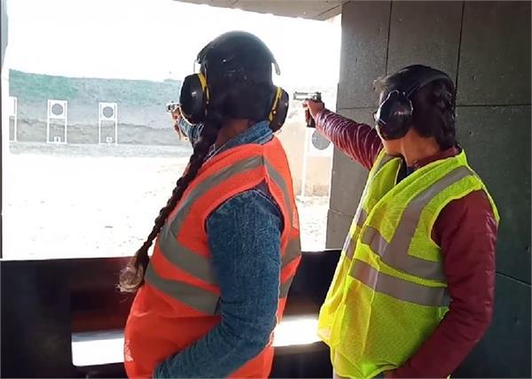 bathinda  manpreet badal  shooting range  inauguration