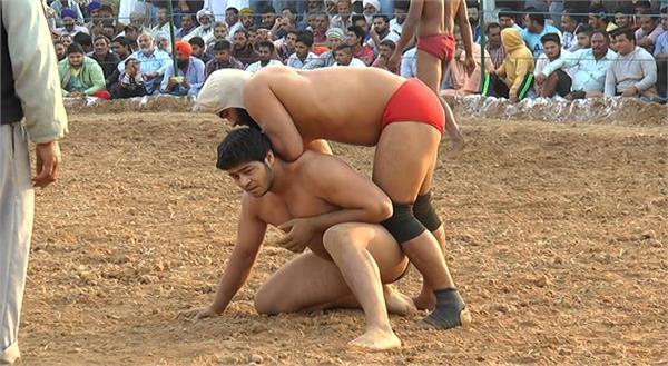 great bharat kesari  400 wrestlers