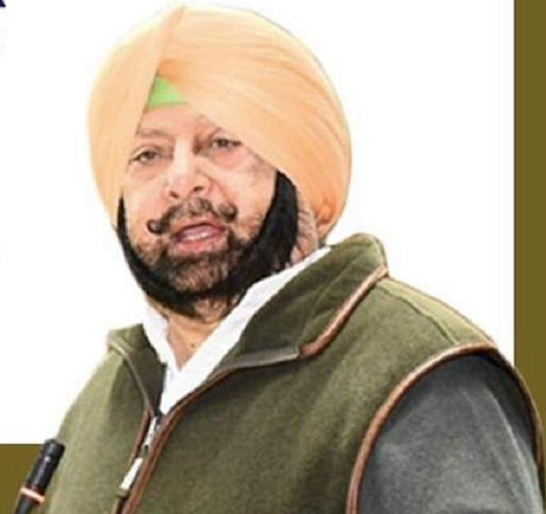 caa congress leadership captain amarinder singh