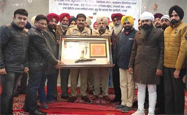 ssp narendra bhargava was honored by 3 dozen organizations