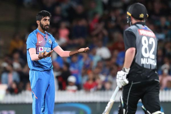 bumrah  s worst performance ever in the super over  view record