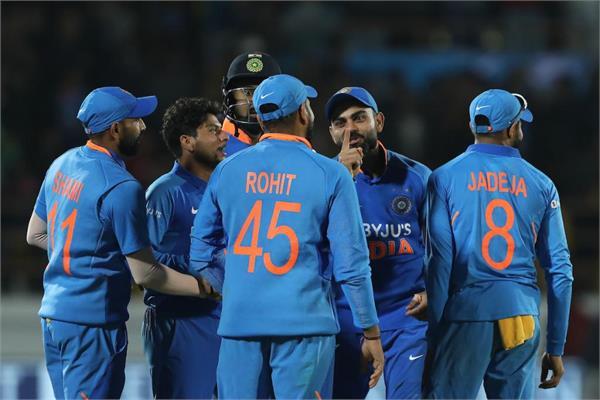 india vs australia 2nd odi in rajkot
