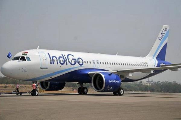 indigo s delhi mumbai aircraft received bomb threat