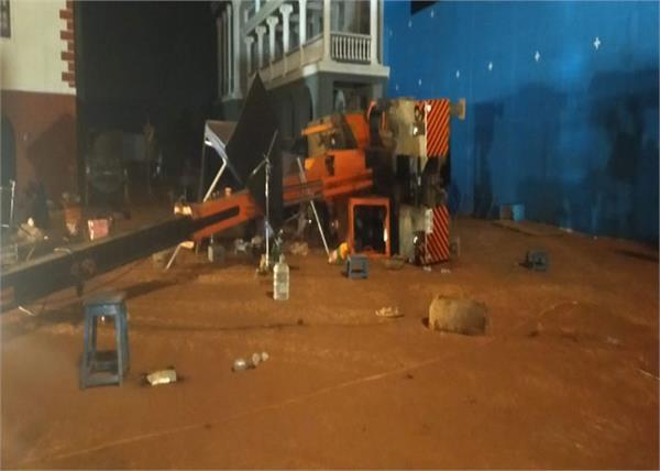 kamal haasan dies on set of movie indian 2 3 dead
