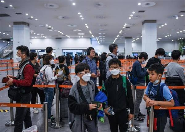 china banned transit of more than 500 million people because of coronavirus
