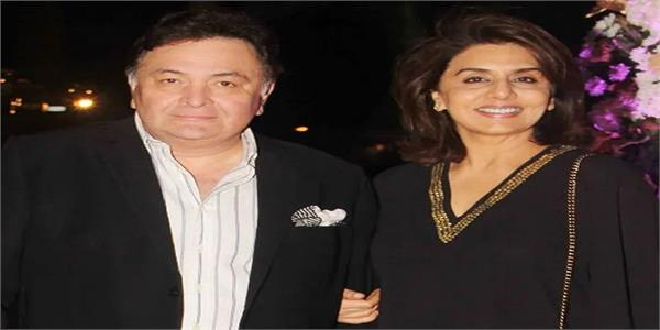 rishi kapoor hospitalized in delhi