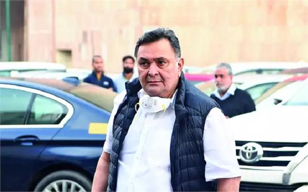 rishi kapoor admitted to mumbai hospital with viral fever
