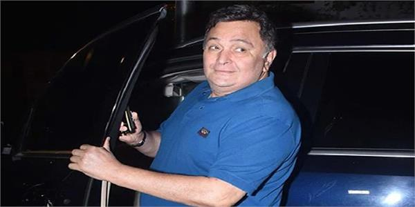 rishi kapoor back home in mumbai
