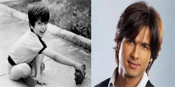 shahid kapoor birthday