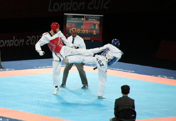 taekwondo championship  anshu dandotya