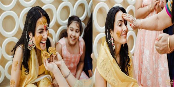 kamya punjabi shalabh dang wedding instagram