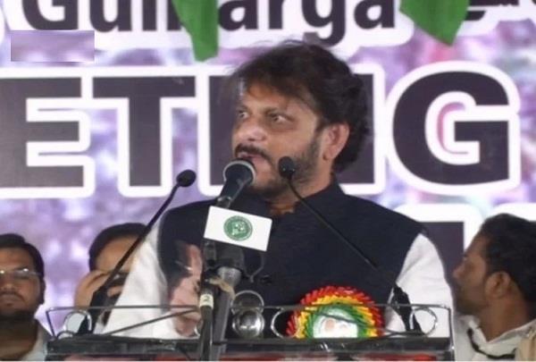 fir registered against aimim leader waris pathan