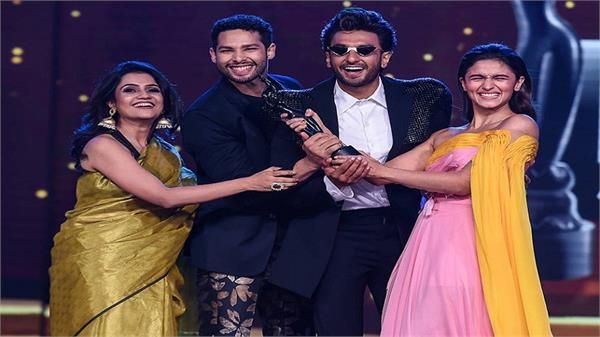 65th amazon filmfare awards 2020 winners