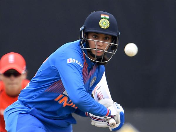 india  s top four must bat deeper to support middle order   smriti mandhana