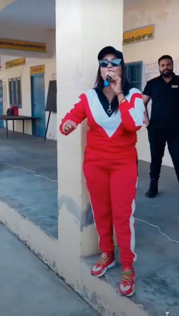 punjabi singer afsana khan