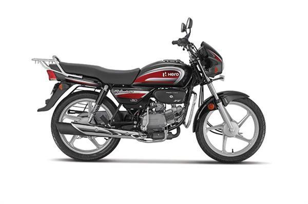 bs6 hero splendor plus launched