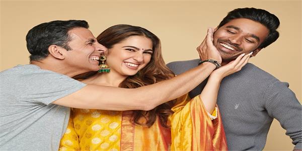 sara ali khan to romance both akshay kumar and dhanush