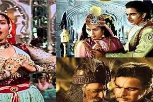 mughal e azam most expensive movie madhubala dilip kumar
