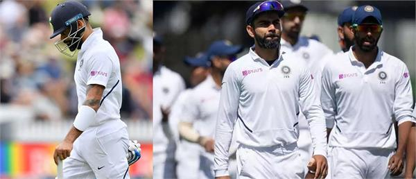 fans troll to team india after this shameful defeat from new zealand in 1st test