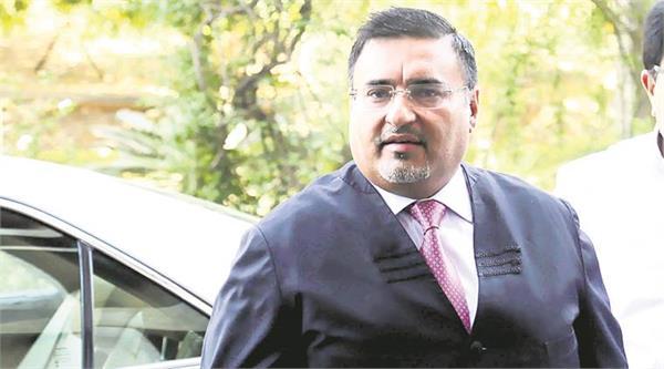 advocate general atul nanda