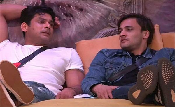 bigg boss 13   asim riaz and siddharth shukla