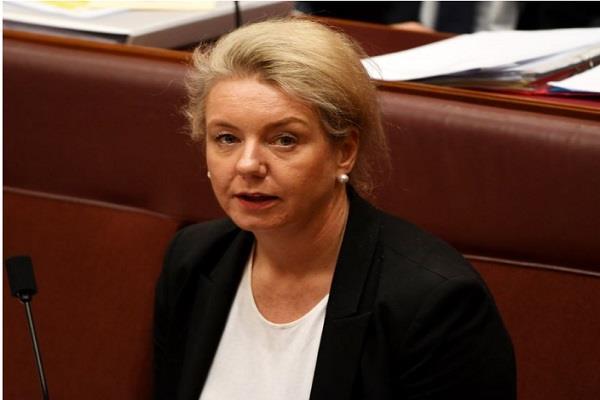 australian minister resigns over funding scandal